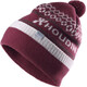 """Houdini Chute Hat Peel Purple"""